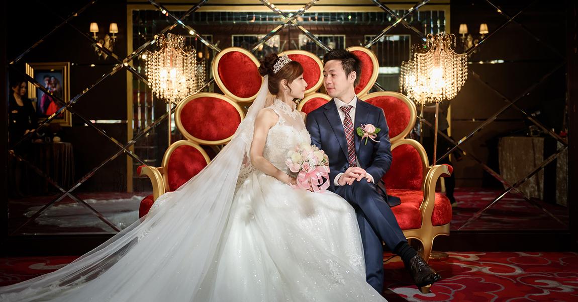 婚禮攝影 台北喜來登大飯店︱耀儒&念慈