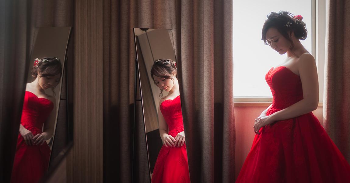 婚攝 麗京棧婚宴︱瑋璘&妍融 婚禮攝影